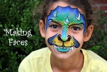 Face Painting Love