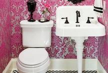 bathrooms  / by Rhonda Dahlgren