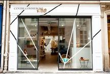 windows & store fronts / by megan soh