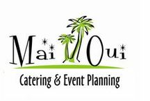 Mai Oui Catering & Event Planning / Mai Oui! Gourmet is a leader in catering for Northeast Florida . Whether you are planning your Wedding, a Corporate Event or an elegant Social Event - Mai Oui! Gourmet has the experience and resources to make your event memorable. We specialize in creating menus to fit your overall needs. Mai Oui! will take care of all the details from site selection, rentals, floral design, entertainment and bar services. Let's start planning your next Mai Oui event!