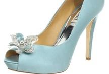 Platform Bridal Shoes / Step out in style with a pair of great platform wedding shoesl