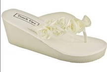 Vegan Bridal & Bridesmaid Shoes / For all of our Vegan Brides & Bridesmaids & Guest.  No need to give of fashion for belief & philosophy!