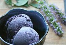 Homemade Ice Cream/Sorbet