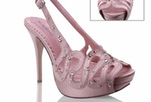Colorful Bridal Shoes / Bridal shoe designs of all types in various amazing colors! Keep your feet unique on your big day!