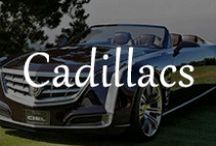 Cadillacs / Cadillacs are a bit... well more than a bit eccentric. www.unhaggle.com