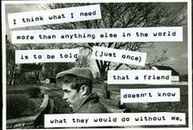 Post Secret / I am in love with this idea.