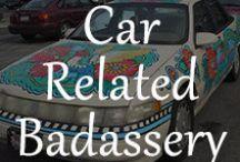Car Related Badassery