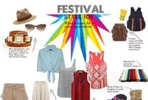 Festival Fashion / What to wear to keep up with the festival crowd. / by Visit Austin Texas