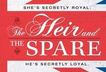 The Heir and the Spare (THATS #1) / Inspiration board.