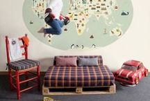 Kid rooms / These bedrooms inspire me and spark ideas. / by Design Mom