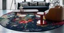 Moooi Carpets / Moooi Carpets is de jongste producent van designvloerkleden in Nederland. De bijzondere collectie van dit tapijtenmerk wordt gekenmerkt door intens kleurrijke ontwerpen en een extreem hoge resolutie, waardoor Moooi Carpets een onbetwiste eyecatcher zijn in ieder interieur. Beroemde ontwerpers als Marcel Wanders, Bertjan Pot en Bas Kosters hebben hun creativiteit de vrije loop gelaten met levensechte vloerkleden als resultaat. Wij staan keer op keer versteld van de Moooi Carpets!