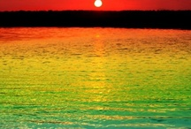 Just Rainbows / Red-Orange-Yellow-Green-Blue-Violet!