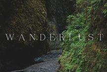 Wanderlust / by Jenny Baker
