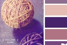 Just Swatches / ...trying to find some new colors for the house - can you tell?