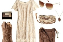 shopping my closet / What better place to go shopping than the recesses of my closet? Getting some inspiration to re-think my current wardrobe