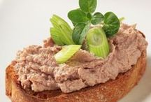 Creamy and Spreadable Mousses