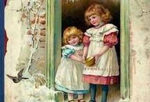Antique Books ~ Children / Antique Children's Books and Illustrations / by ~ Terri ~
