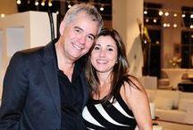 Luiz and Katia Silva / Owners of SACCARO MIAMI