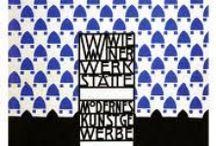 Wiener Werkstätte / The Wiener Werkstätte was formed in 1903 by industrialist Fritz Waerndorfer, architect Josef Hoffman, and designer Koloman Mose. An association of artist-craftsmen working with various materials.
