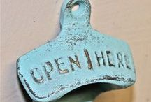 Retro Bottle Openers / by AquaXpressions