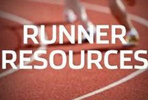 RW Runner's Resources / Runner's World Runner's Resources aims to define common running terms, including common running injuries, training terms, shoes and gear.