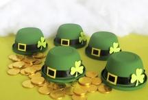 Time to celebration : St. Patricks day / by Dalva Freire