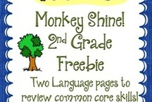 2nd Grade Ideas / by Nicole Bryant Fender