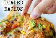 Snacks and Sides / In the mood for a snack? Great ideas for snacking and munching...just to hold you off until dinner :)