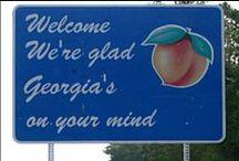 Georgia On My Mind / by Stefanie Celi