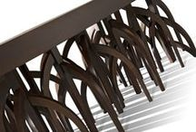 """Mangue Concept Table / The """"#Design Habitat"""" concept has brought inspiration from nature... The Mangue #Table is a numbered limited edition of 70 units representing the amount of species of marine life that depends on the #mangroves ecosystem."""