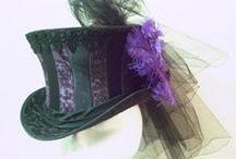 *Steampunk Headwear*