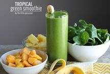 Smoothie Recipes to boost your health / 19 Kick Bootie Smoothie Recipes.  Eat right.  Live right.  And drink some health!