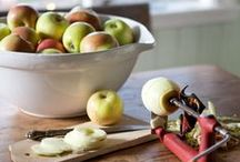 Apples / Apples ~ From Harvest to Table / by ~ Terri ~