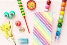 Pick Your Party Supplies / Having a party?  Great, we have just what you're looking for!