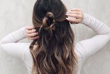 Hair Inspiration / Hair ideas and inspiration