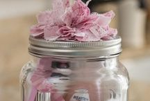 Gift Jar ideas / Gifts and other DIY present ideas