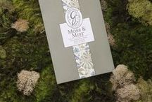Moss & Mist / Moss & Mist entwines the unruly enchantment of the forest teeming with mystifying visions, sounds, and scents. Musky Patchouli unities with wild woods and moss sweetened by fresh apple pear, and flourishing magnolia.