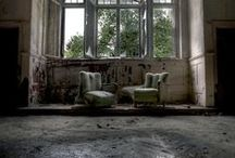 deserted spaces