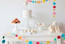 Parties and Such / We heart parties! This board is everything party, decoration and paper related. Even has some fonts! / by Between the Sheets Co.