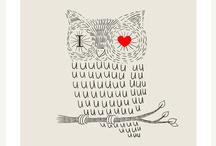 Owls / by Hannah Smith
