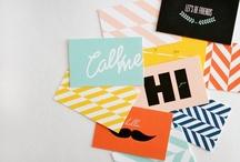 typography / design / printables