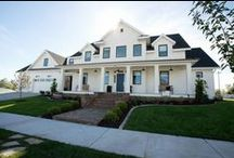 Curb Appeal: Exterior Homes / by Sarah Strickland
