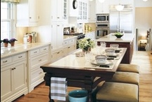 Kitchen and Dining Rooms / by Sarah Strickland