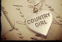From My Cowboy Boots To My Down Home Roots, I'm All Country / by Sarah Strickland