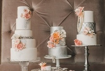 Cake Love / For my obsession with professionally decorated cakes :) / by Sarah Strickland