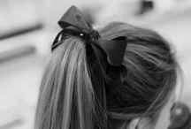 hairstyles / by Jennifer Hur