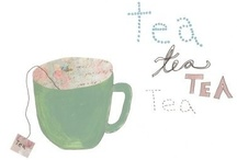 Tea / Tea bags, teacups, teapots, tea recipes, tea time; all tea.