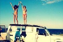 Verano Azul / Inspiración para el verano. Actividades de verano, playa y momentos inolvidables  #verano #aventuras #summer #relax