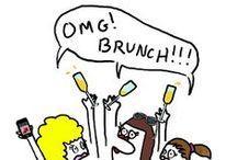 Brekkie / Food. Breakfast food.