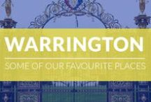 Our Favourite Places & Spaces In Warrington! / Warrington, Cheshire. The basis for our head office. We love warrington